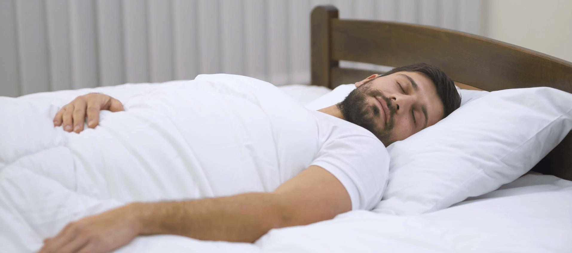 Fundamentet for træning 2 af 9 – Søvn